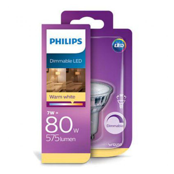 ampoule-philips-led-gu10